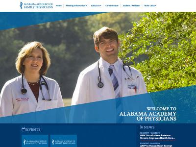 The Alabama Academy of Family Physicians Image