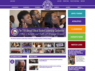 Wiley College Image